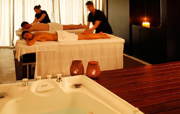 Lisboa convida blue green spa for Design hotel comporta