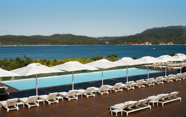 Lisboa convida tr ia design hotel for Design hotel troia