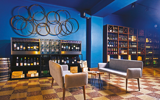 Mundo do Vino - Tasting Room, Wine Shop